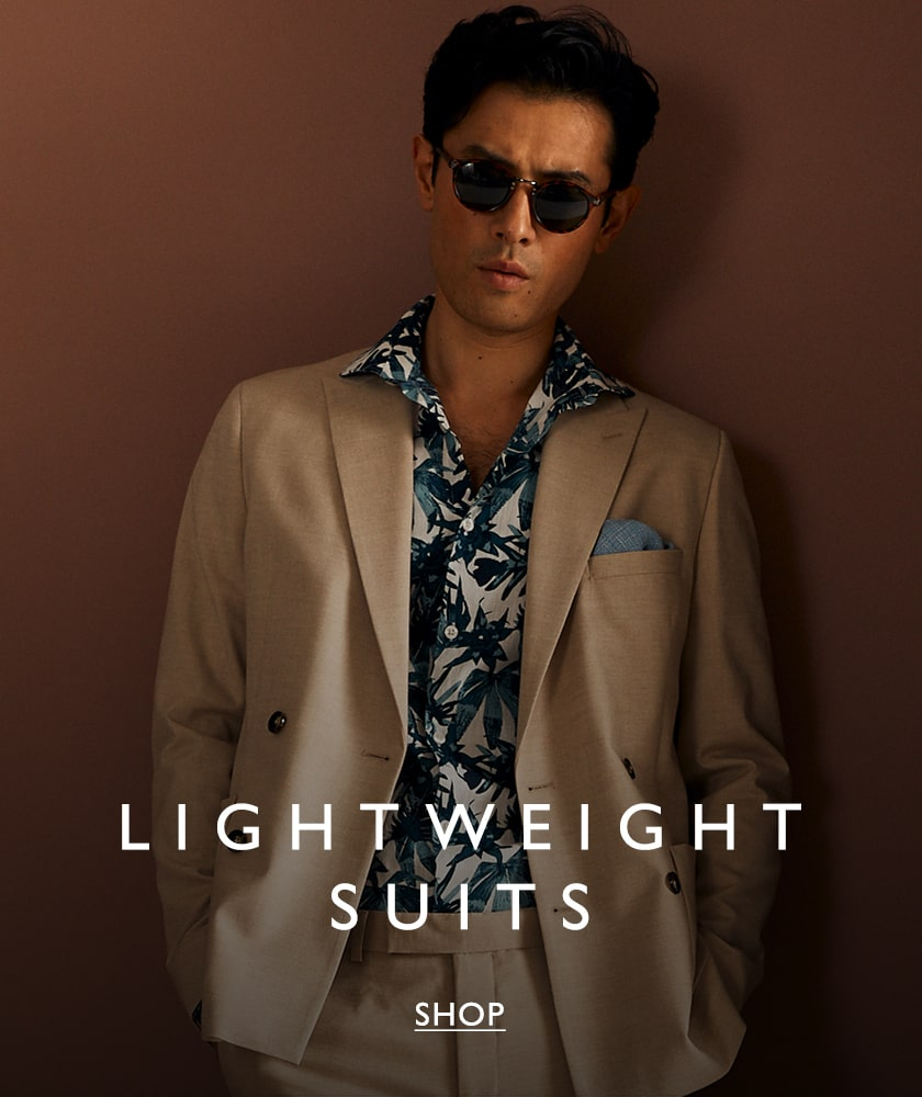 lightweight suits